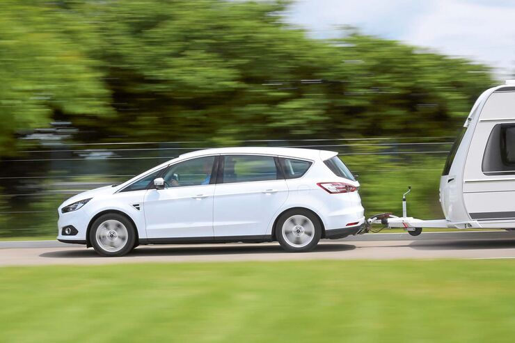 Zugwagen-Test Ford S-Max