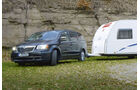 Zugwagen-Test: Lancia Voyager - Gespann