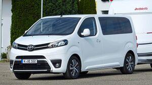 Zugwagen Toyota Proace Verso Shuttle
