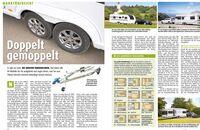Wohnwagen Doppelachse Etagenbett : Hobby excellent caravan wohnwagen bei wendt